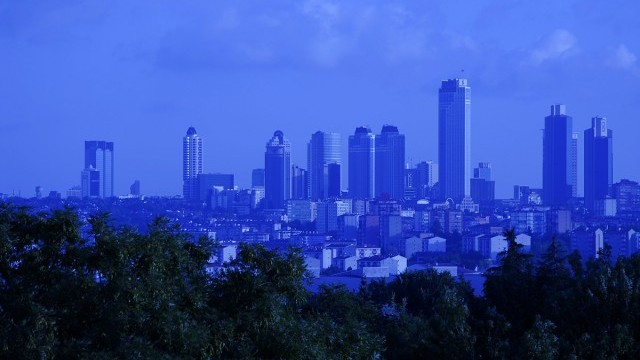 Istanbul Skyline Courtesy of Istanbul Directorate of Culture and Tourism