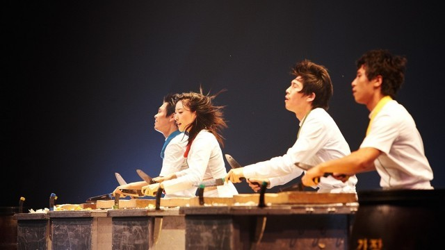 NANTA (Non-verbal Performance) Courtesy of Seoul Foundation for Arts and Culture