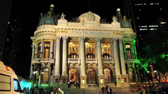 Rio de Janeiro Municipal Theatre Courtesy of SMC