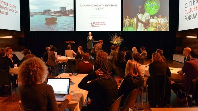 Policy Briefing #3 Amsterdam World Cities Culture Summit