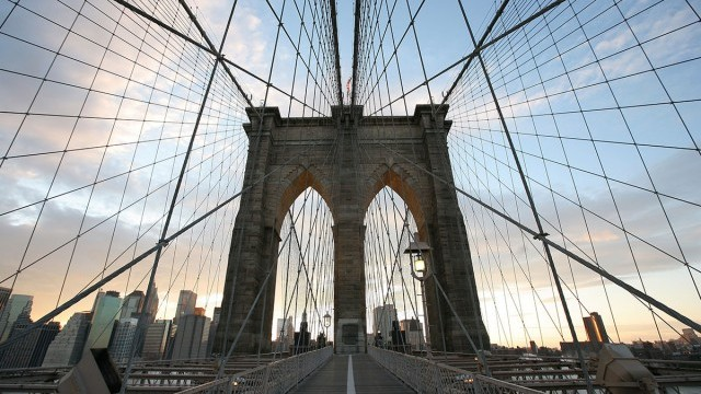 Brooklyn Bridge Photo © Alexandra Neuber NYC & Co